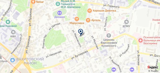 ЭЛИТА-Казань, ООО на карте