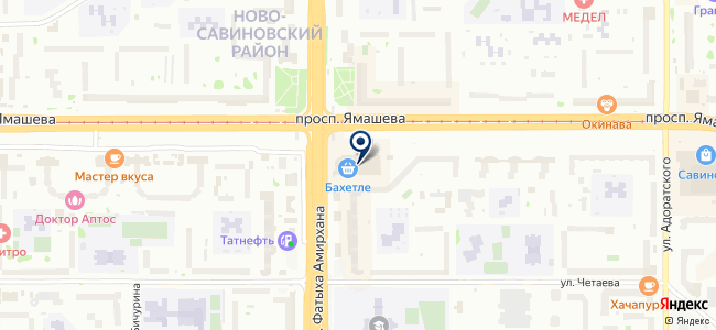 Диджител Плюс, ООО на карте