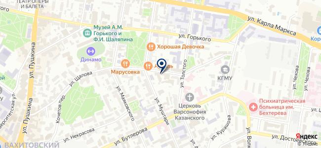Оптикон, ООО на карте
