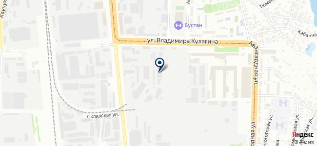Инструмент-Волга, ООО на карте