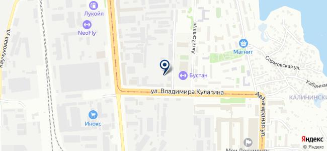Комплекс МС, ООО на карте