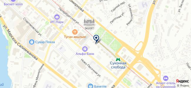 Винтаж-Казань, ООО на карте