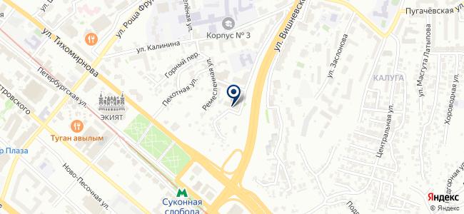 АльфаРосСнаб, ООО на карте