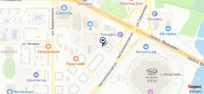 Энмарт, ООО на карте