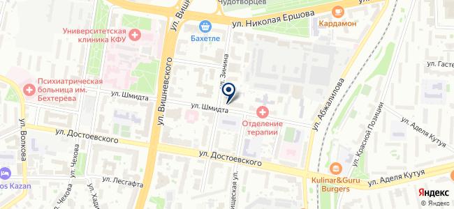 ААА-групп на карте