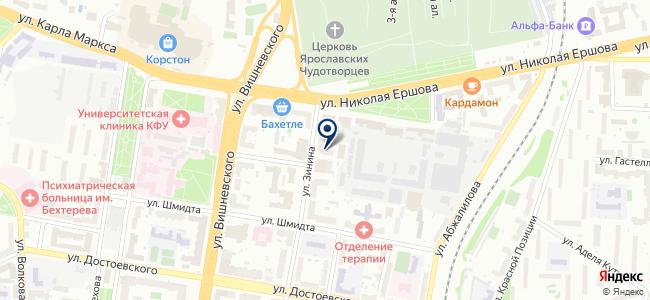 Гарант Софт, ЗАО на карте
