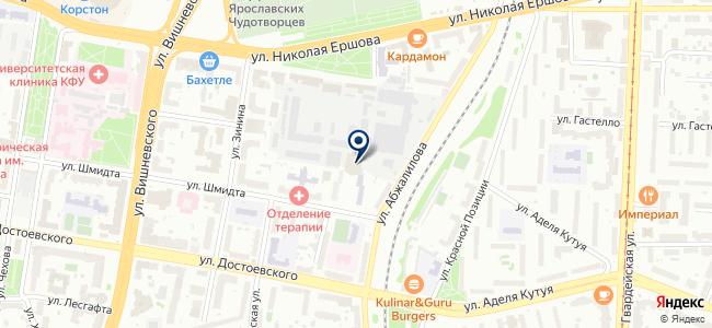ЭС ЭМ СИ Пневматик, ООО на карте
