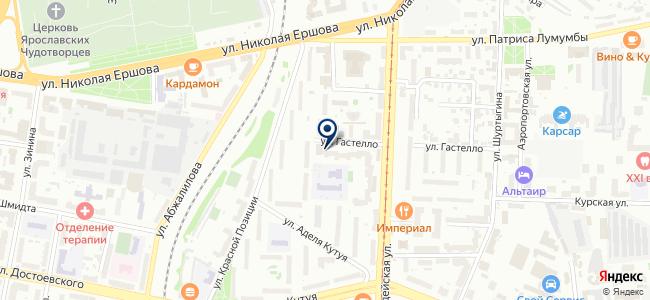 Спрут-Казань, ООО на карте