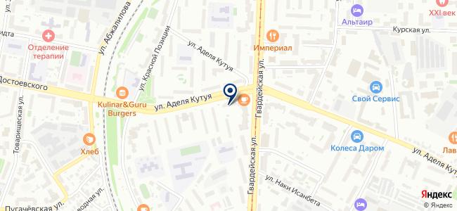 КазанМаркет на карте