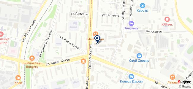 ИНТЕХСТРОЙ, ООО на карте