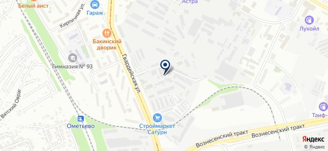Кип Комплект Сервис, ООО на карте