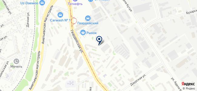 ВПК, Восточно-европейская промышленная компания на карте