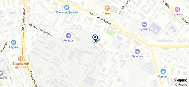МС Групп на карте