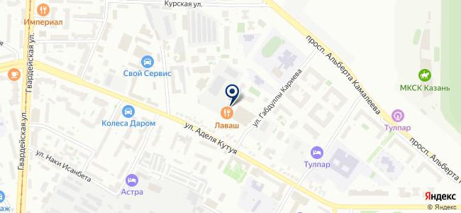 Интексис, ООО на карте