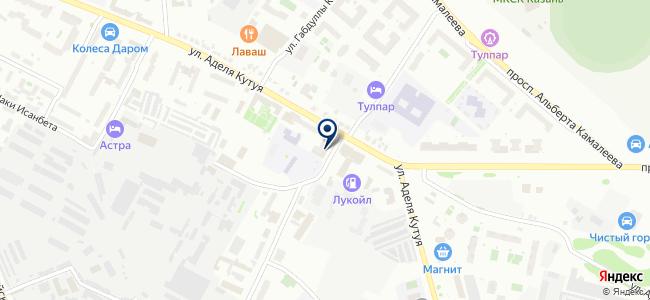 Первый термометровый завод, ООО на карте