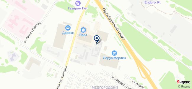 ТИТОН, ООО на карте