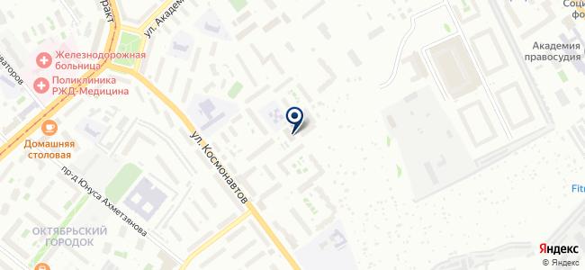 Поволжский Центр Энергосбережения, ООО на карте