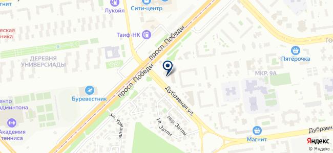РМ Трейдинг на карте
