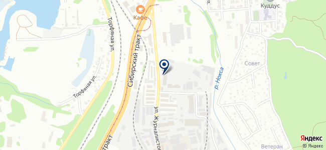 Светокомплект на карте