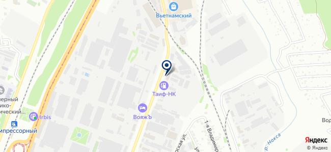 Аксилон, ООО на карте