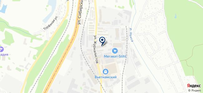 Крепеж-КА, ООО на карте