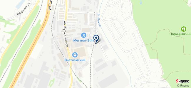 Сим-Росс, ООО на карте