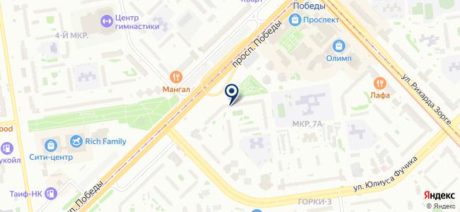 ЛЕКС-СВ, ООО на карте