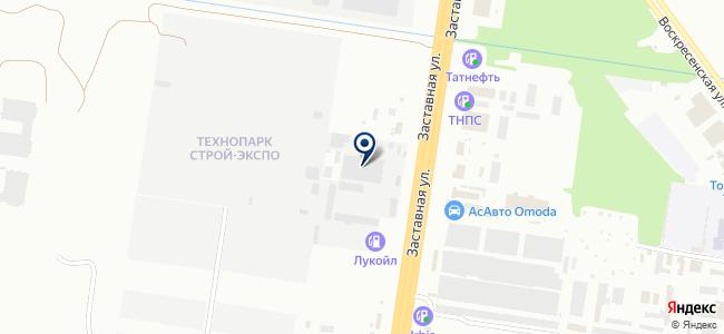 Инжектор-Плюс, ООО на карте