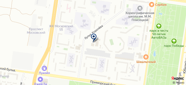 ИнформСервис-Авто, ООО на карте