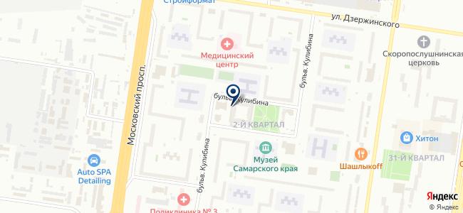 ТольяттиЭлектроМонтаж+, ООО на карте