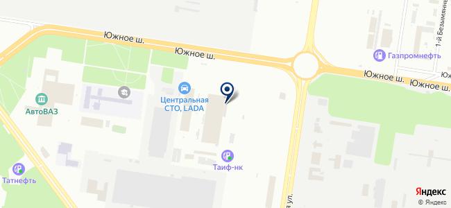 АТВ-Моторс на карте