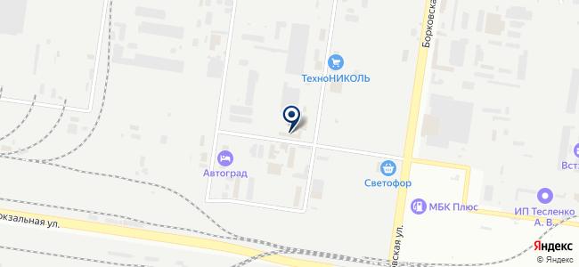 ОНЛАЙН-автоматизация на карте
