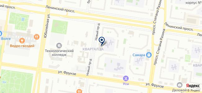 МАИ+3Н, ООО на карте