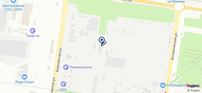 Сфера-Сервис, ООО на карте
