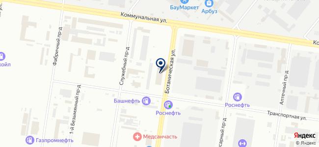 Хилти, ЗАО на карте