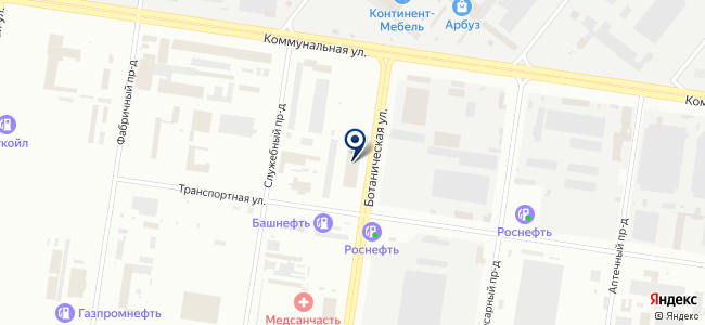 Энергомашкомплект на карте