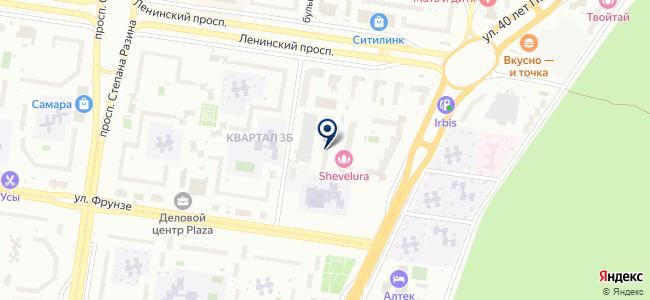 ФИТТИХ-ЛАДА, ООО на карте