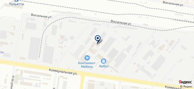 СБМ-Тольятти, ООО на карте