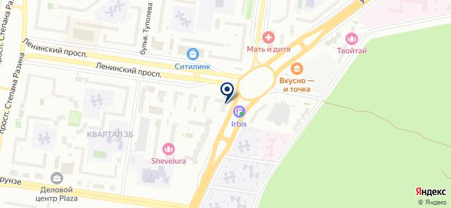 Гамма дизайн на карте