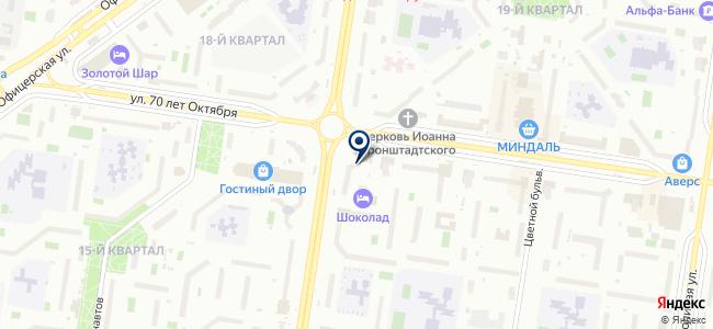 Русклимат-Тольятти, ООО на карте