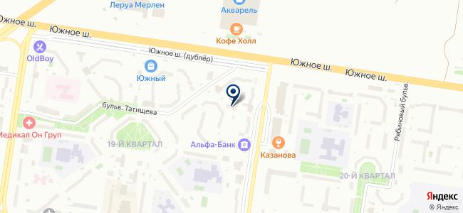 ТОК, ООО на карте