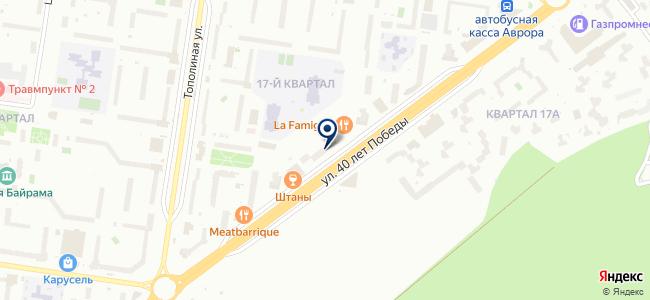 Инсофт Инжиниринг на карте