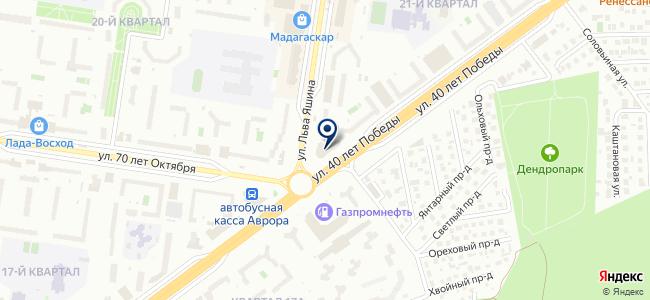 Регион-Трейдинг, ООО на карте