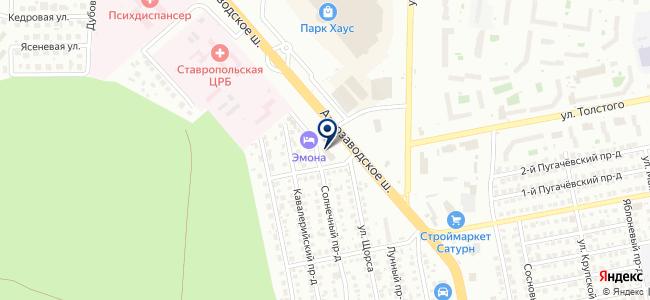 ПромЭлКомплект, ООО на карте