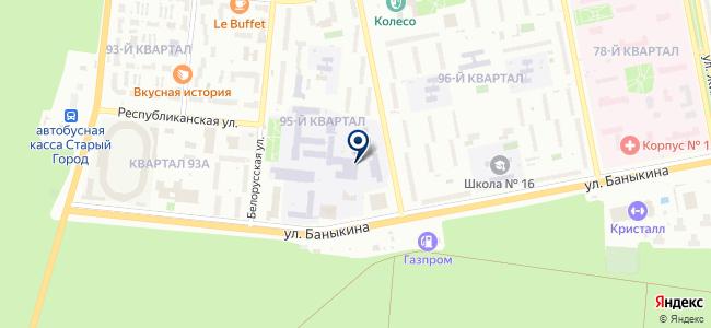 СветТехСервис, ООО на карте