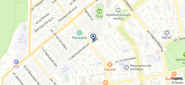 АРТ, ООО на карте