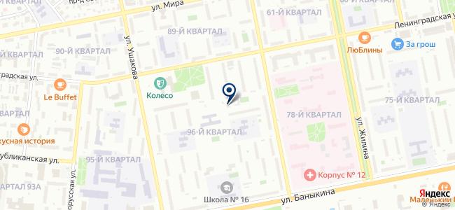 Стройкомплект, ООО на карте