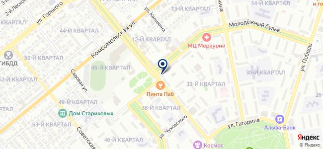 Deco-Room на карте