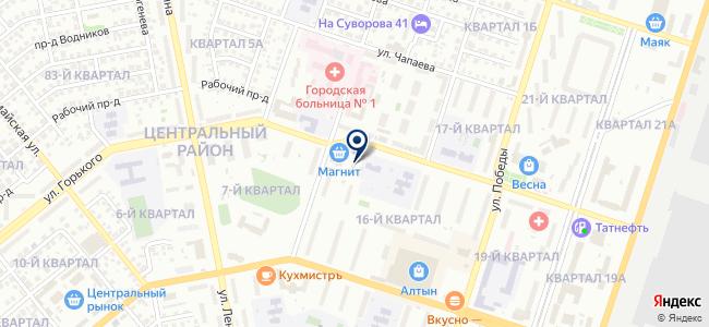 Макс-Энерго, ООО на карте