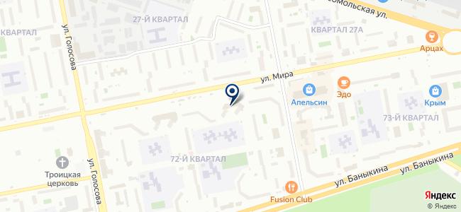 Магазин светотехники и сувениров на карте
